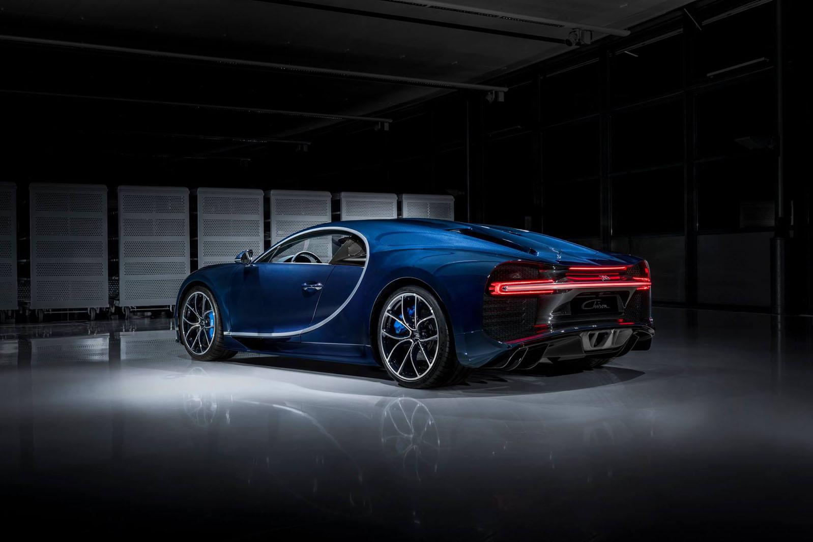 Bugatti Chiron New Carbon Colour Launched At Geneva Autocar