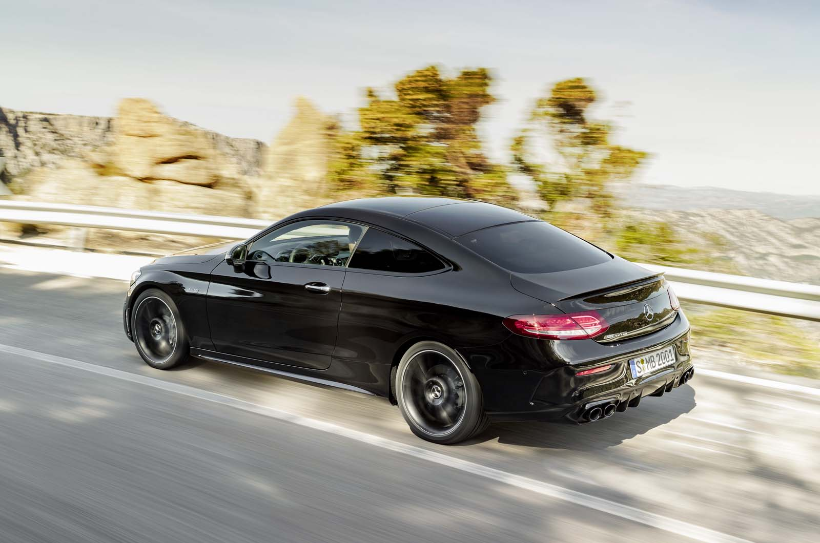 Mercedes Benz C Class Coupe Priced From 37 620 Cabrio From 41 439