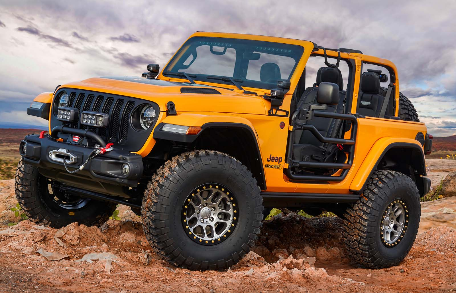 Seven Jeep Concept Models Revealed Ahead Of Easter Safari Autocar