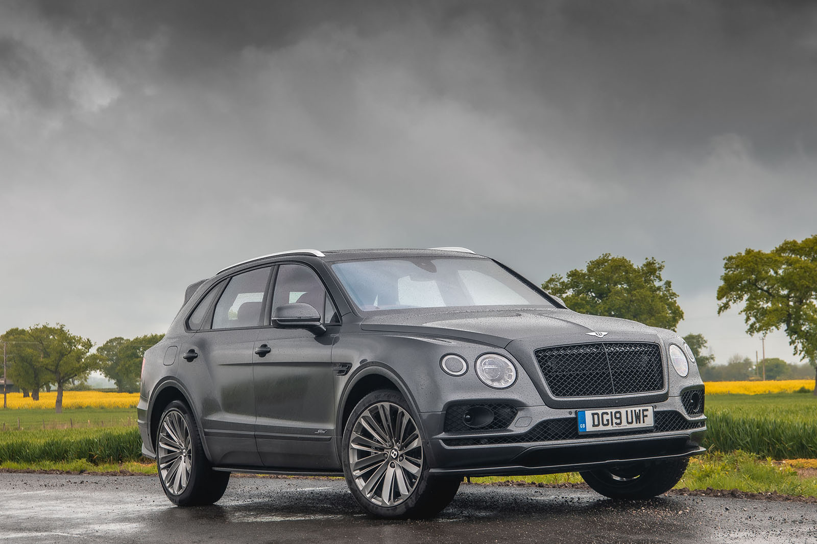 Bentley Bentayga Speed 2019 Review Autocar