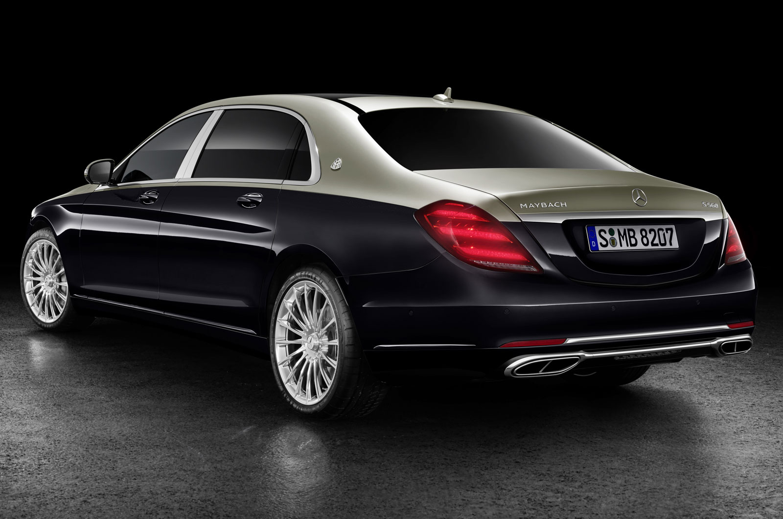 mercedes maybach s class facelift due on roads this august autocar. Black Bedroom Furniture Sets. Home Design Ideas