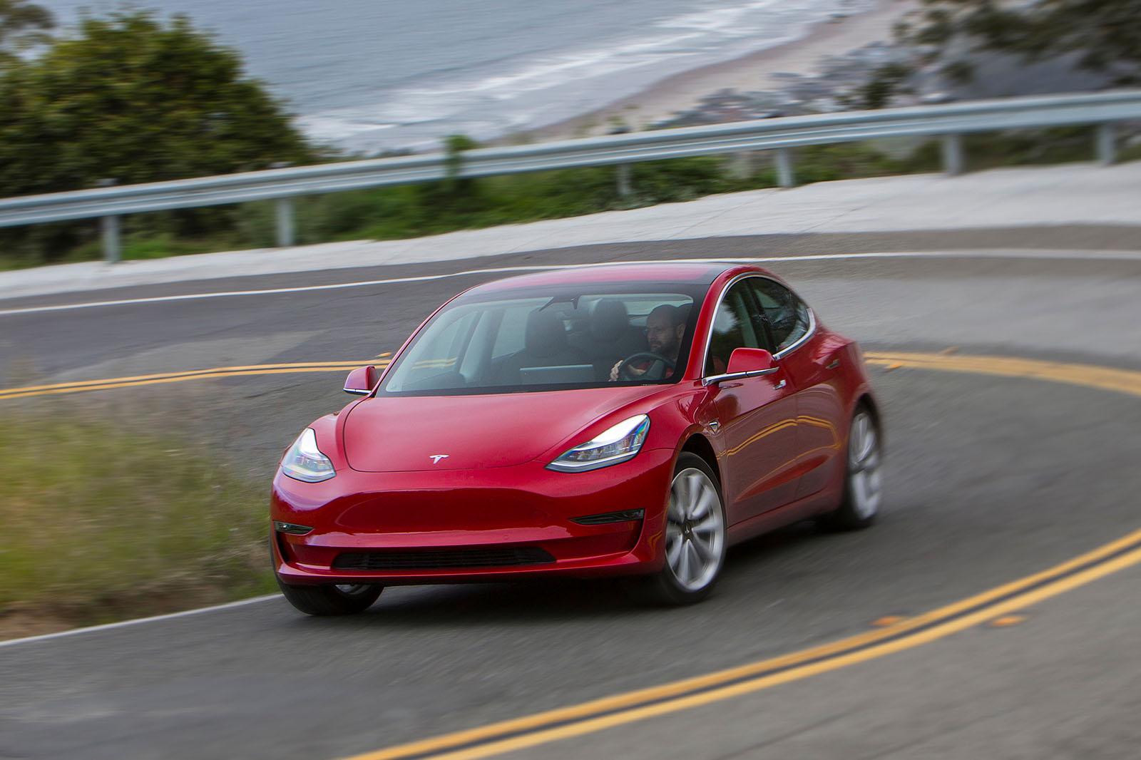 The Fastest Electric Cars Autocar