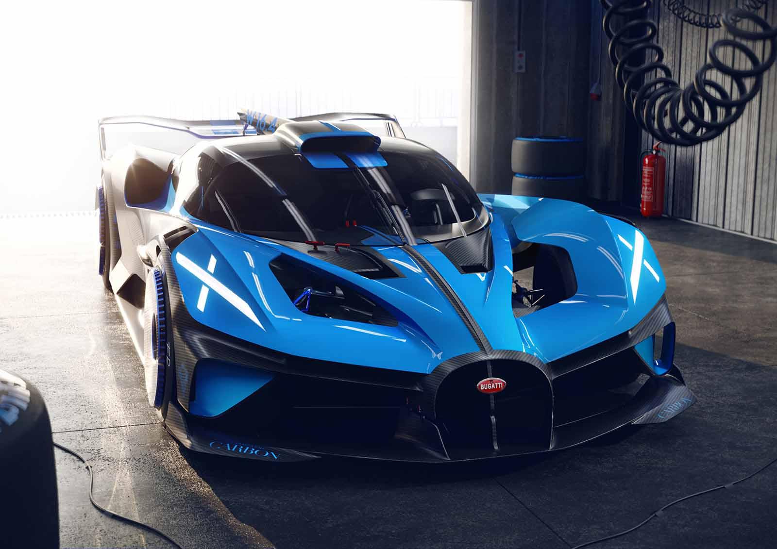 New Bugatti Bolide Is 1825bhp 1240kg Track Weapon Autocar