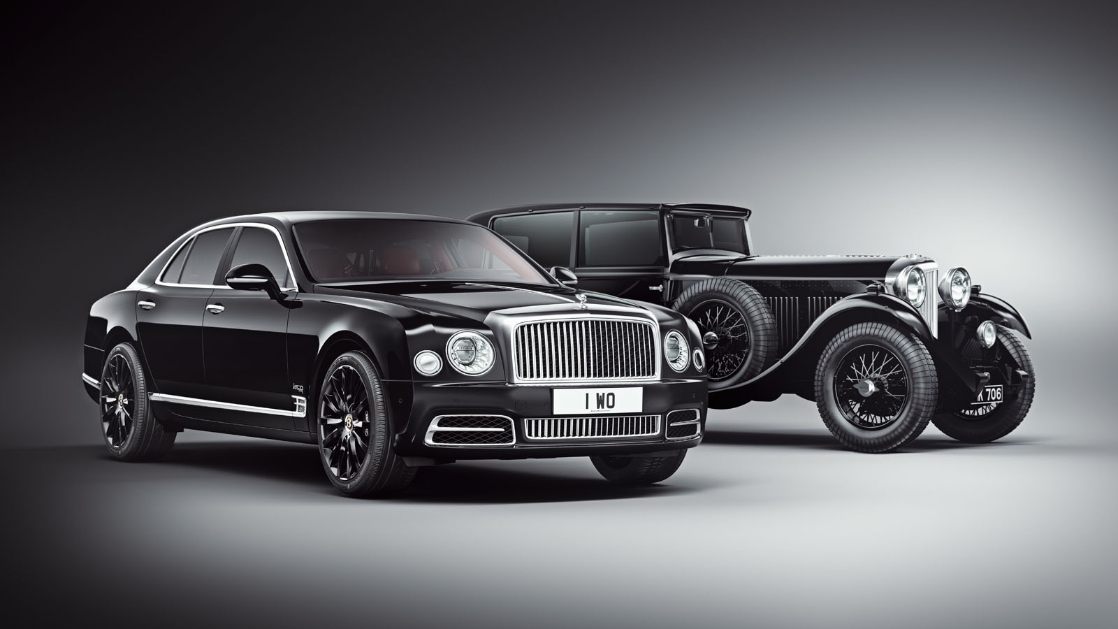 Bentley Mulsanne W O Edition Pays Homage To Founder S 1930