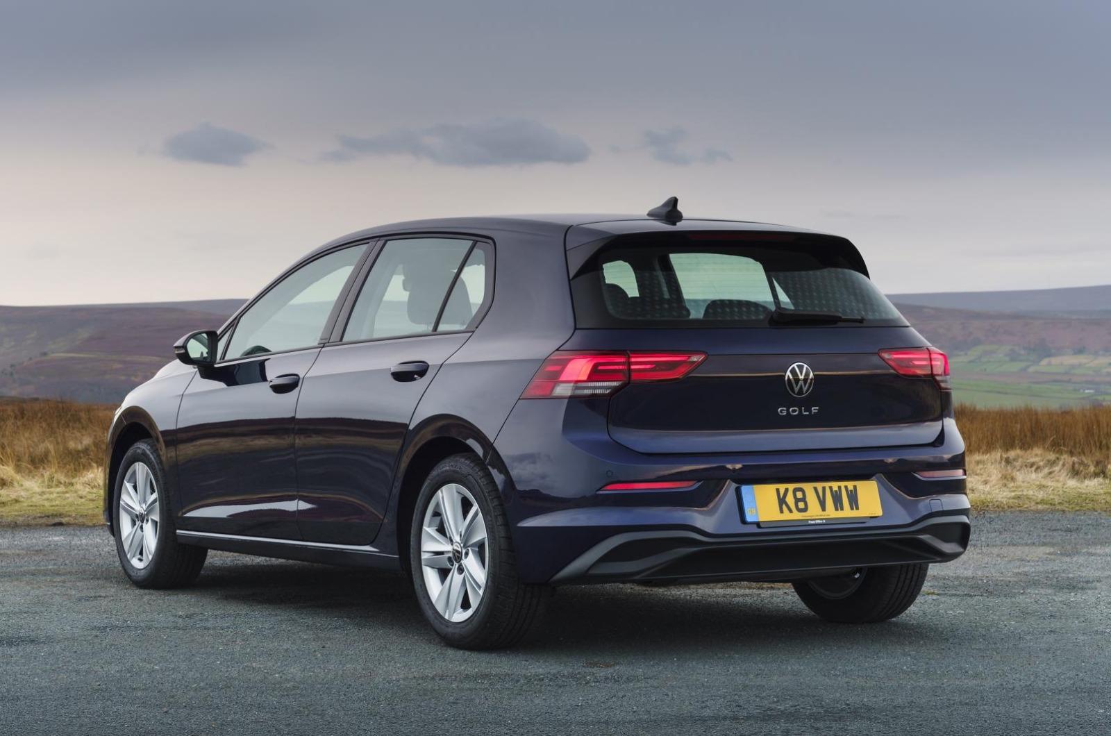New Volkswagen Golf Gains 1 0 Litre Entry Level Model Autocar