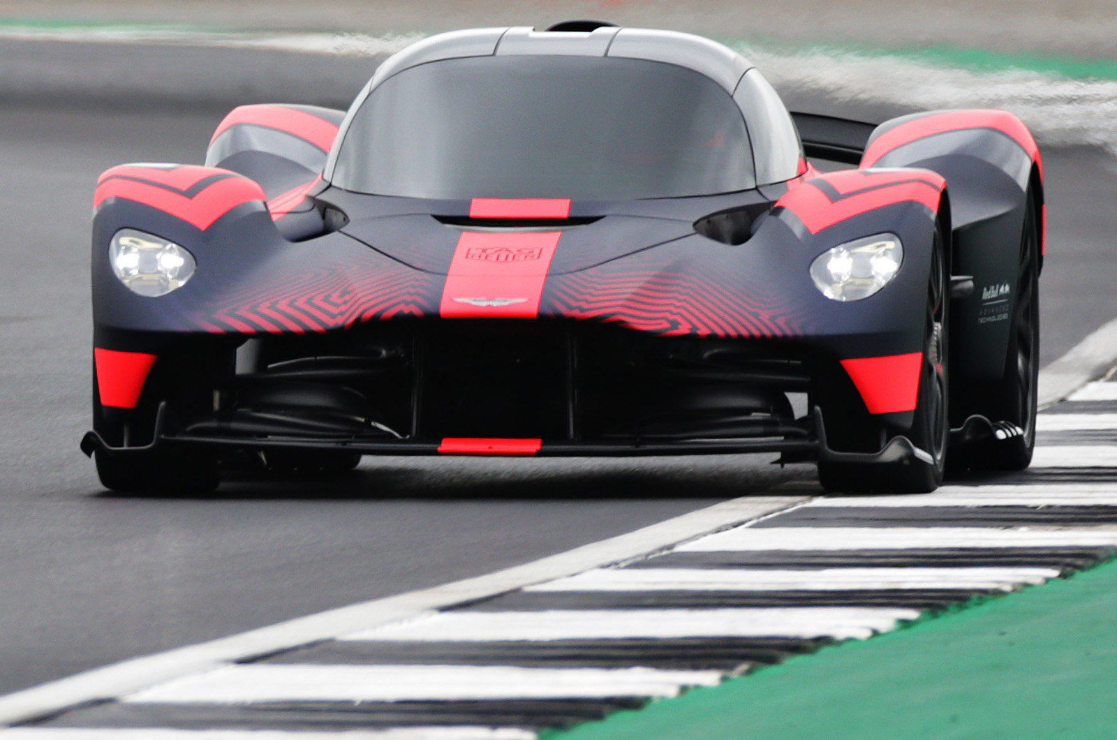 Aston Martin Valkyrie Road Testing Begins Ahead Of Deliveries Autocar