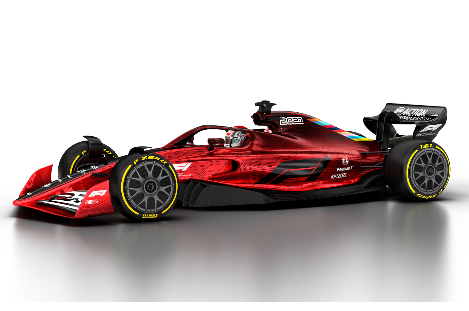 F1 Bosses Unveil New 2021 Rules To Boost Racing Autocar