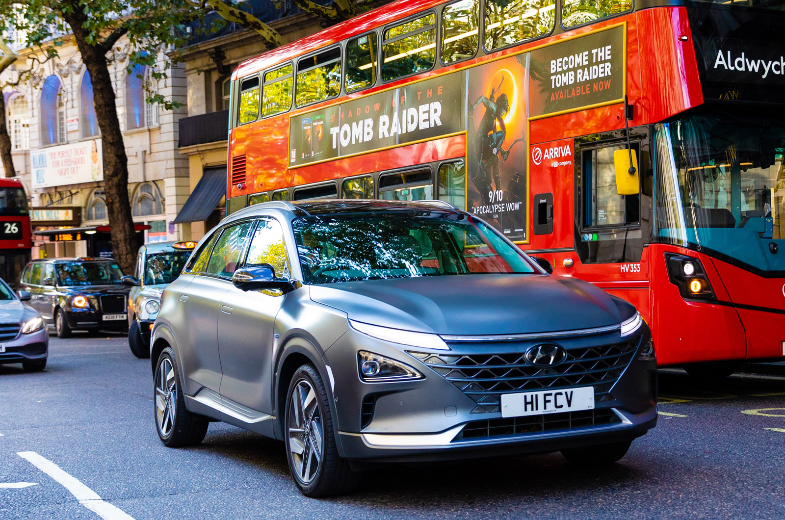 Hyundai to invest £5 5bn in hydrogen fuel cell technology   Autocar