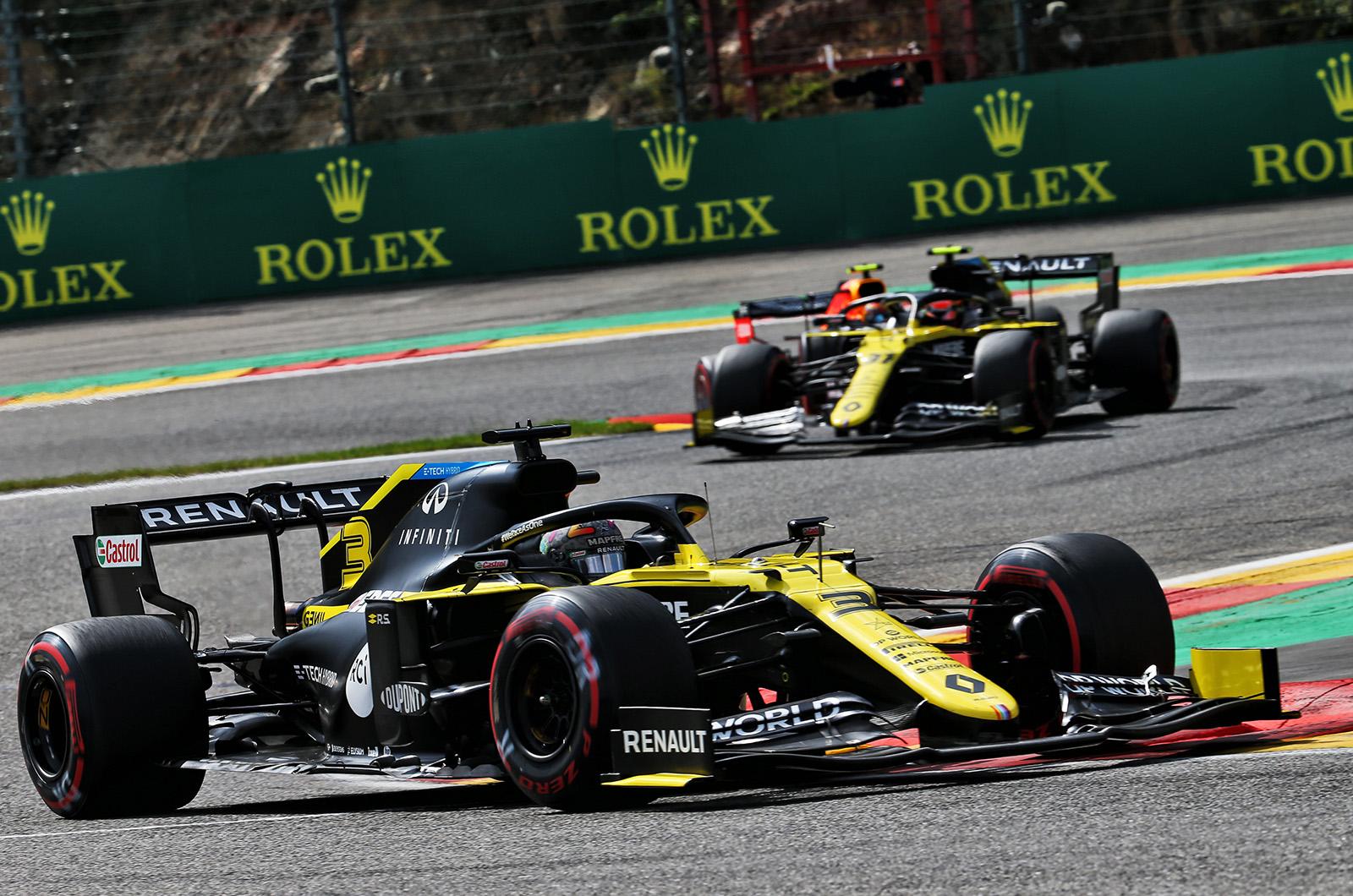 Renault To Rebrand F1 Team As Alpine For 2021 Autocar
