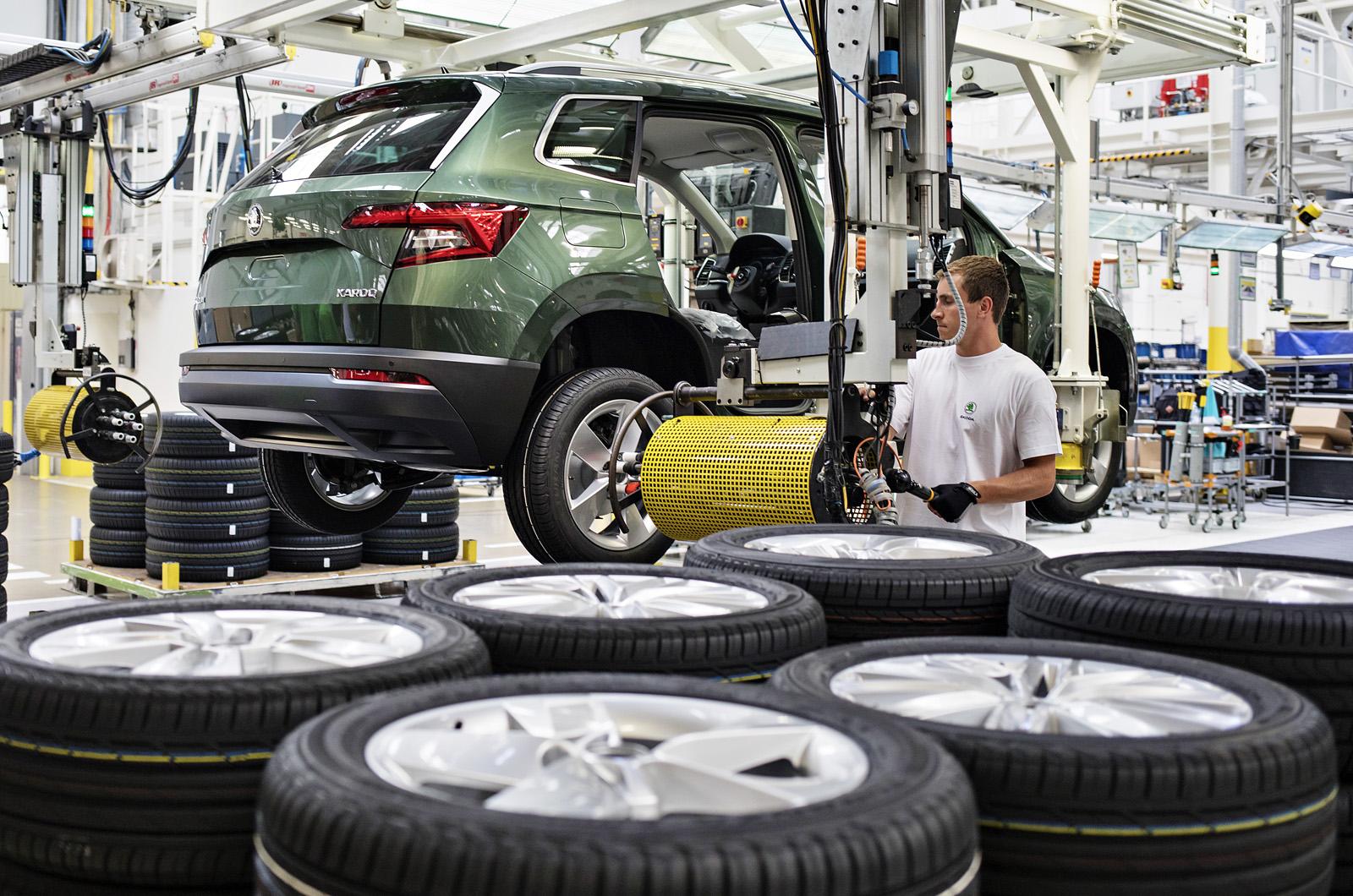 Skoda to build new European factory to meet demand | Autocar