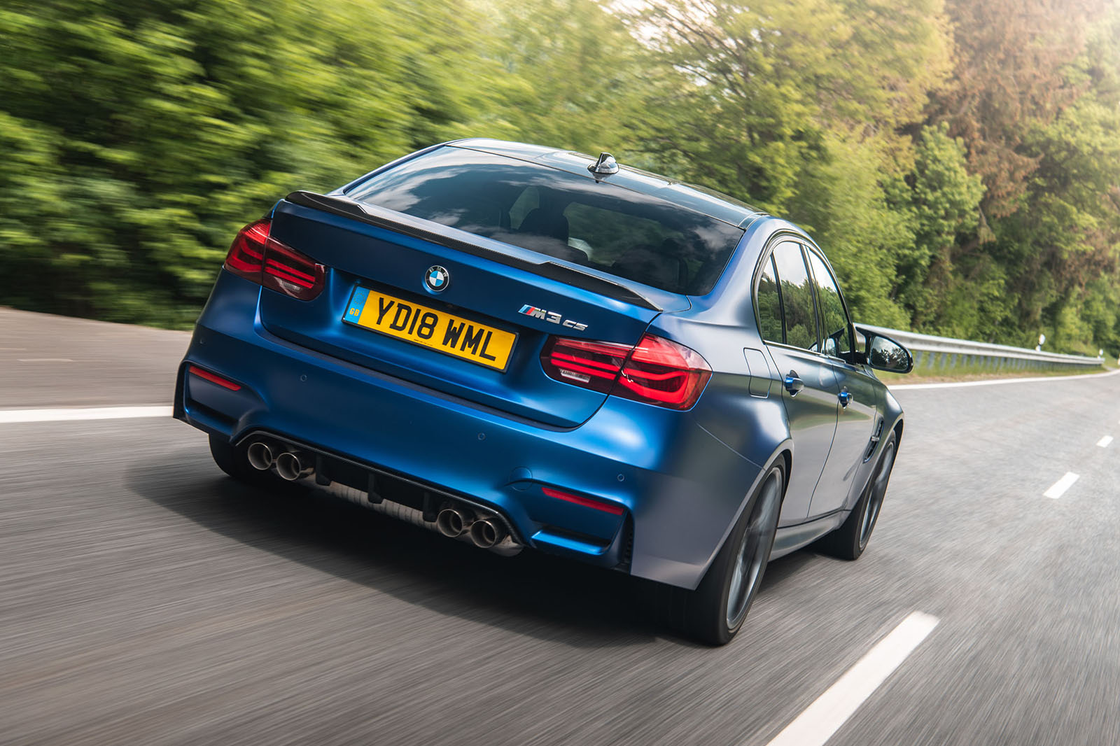 Bmw M3 Cs 2018 Review Autocar