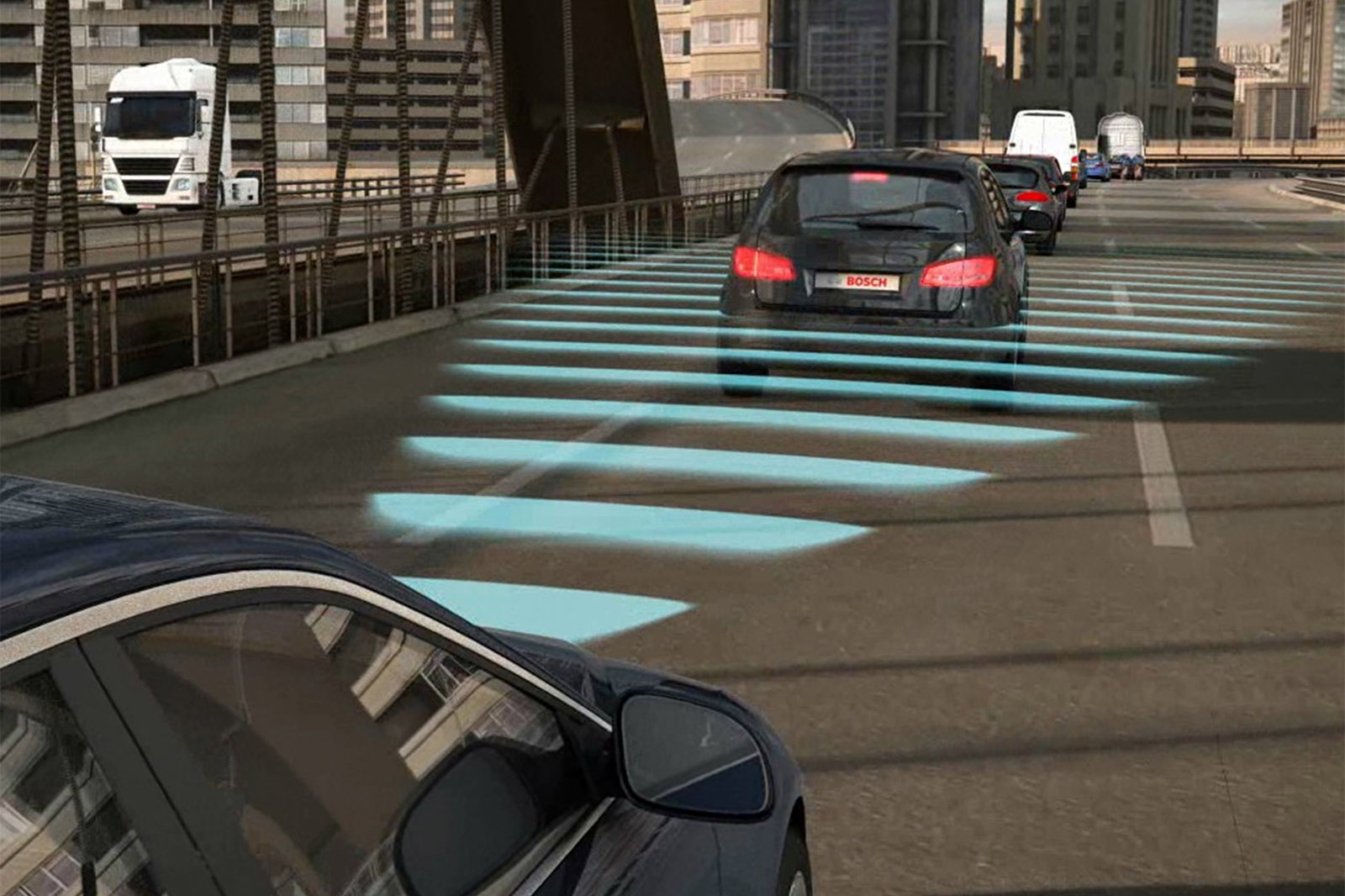 Under the skin: How the new automated lane system will work | Autocar