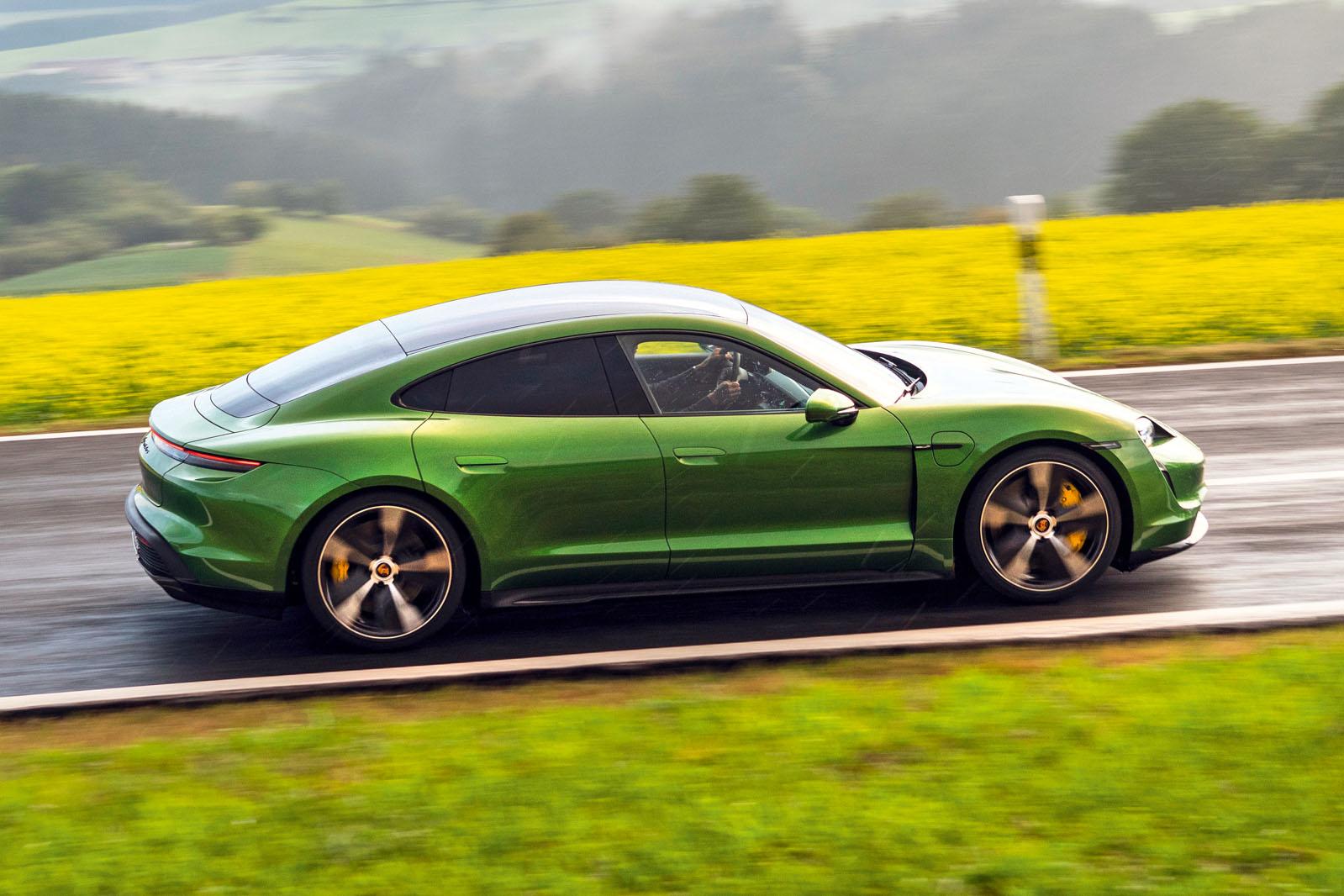 Porsche Taycan Turbo S 2020 Review Autocar