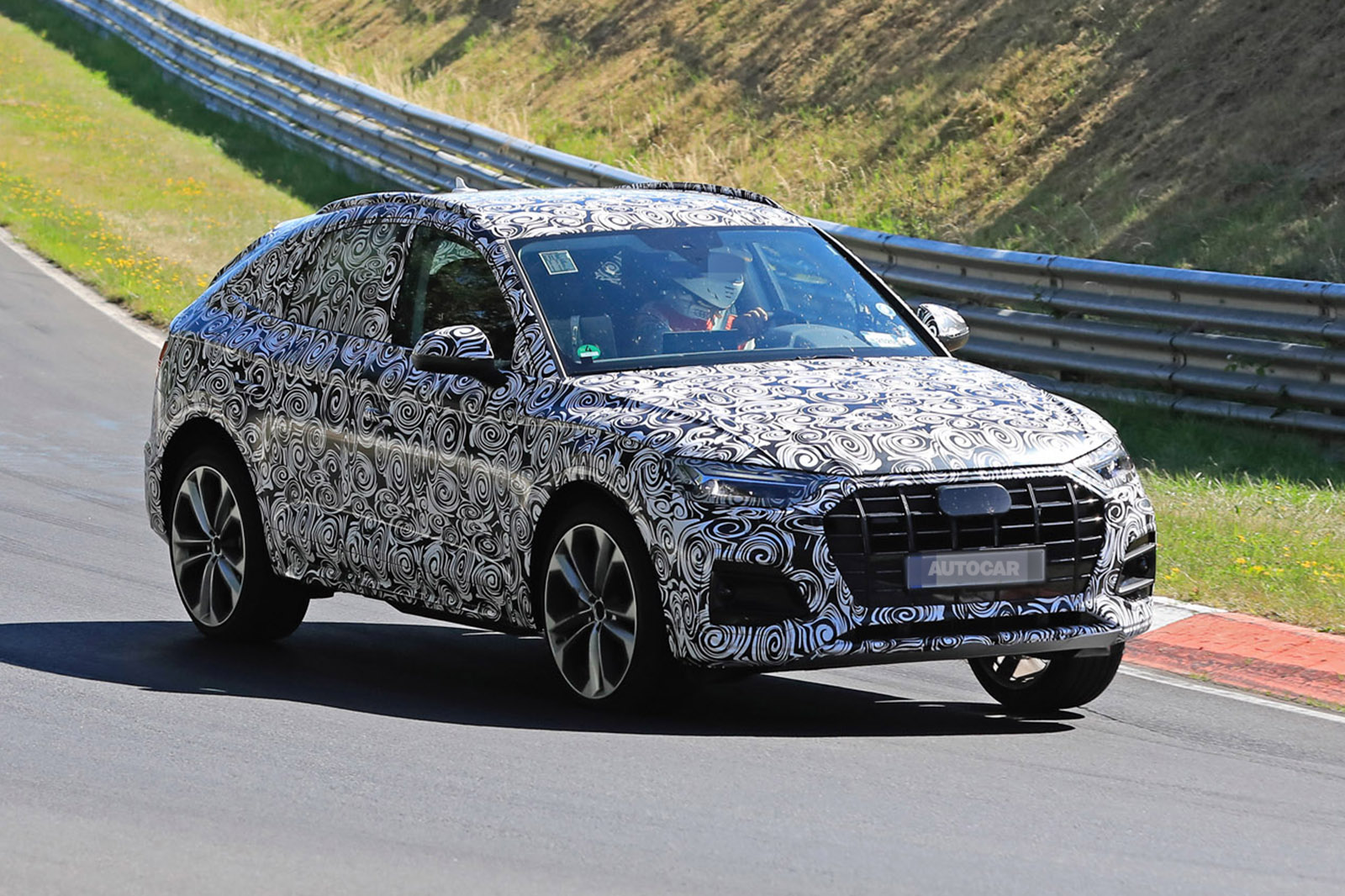 New Audi Q5 Sportback to join facelifted SUV range | Autocar