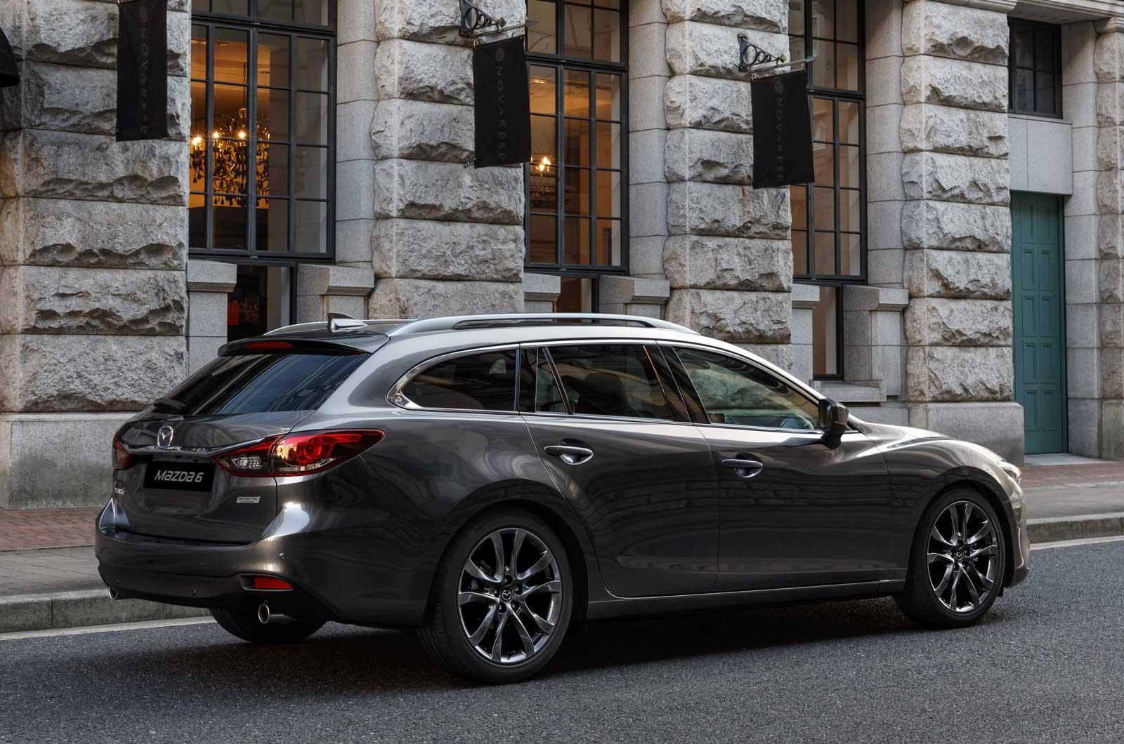 Mazda Wgn Action