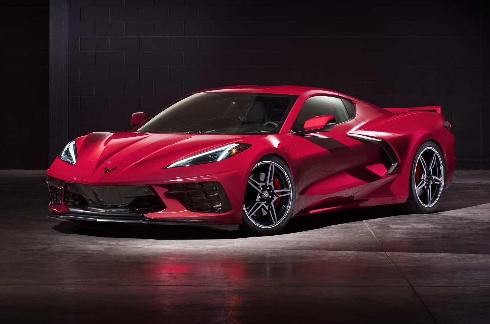 Kelebihan Chevrolet Corvette Spesifikasi