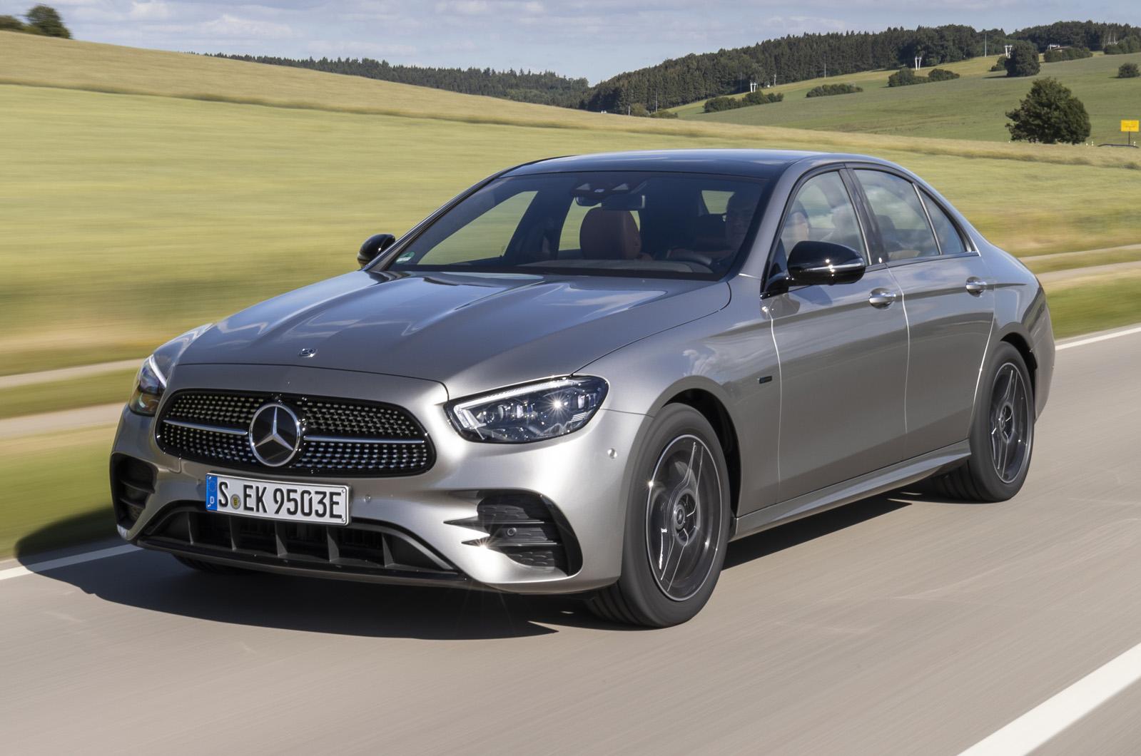 Mercedes-Benz E-Class E300e 2020 UK review | Autocar