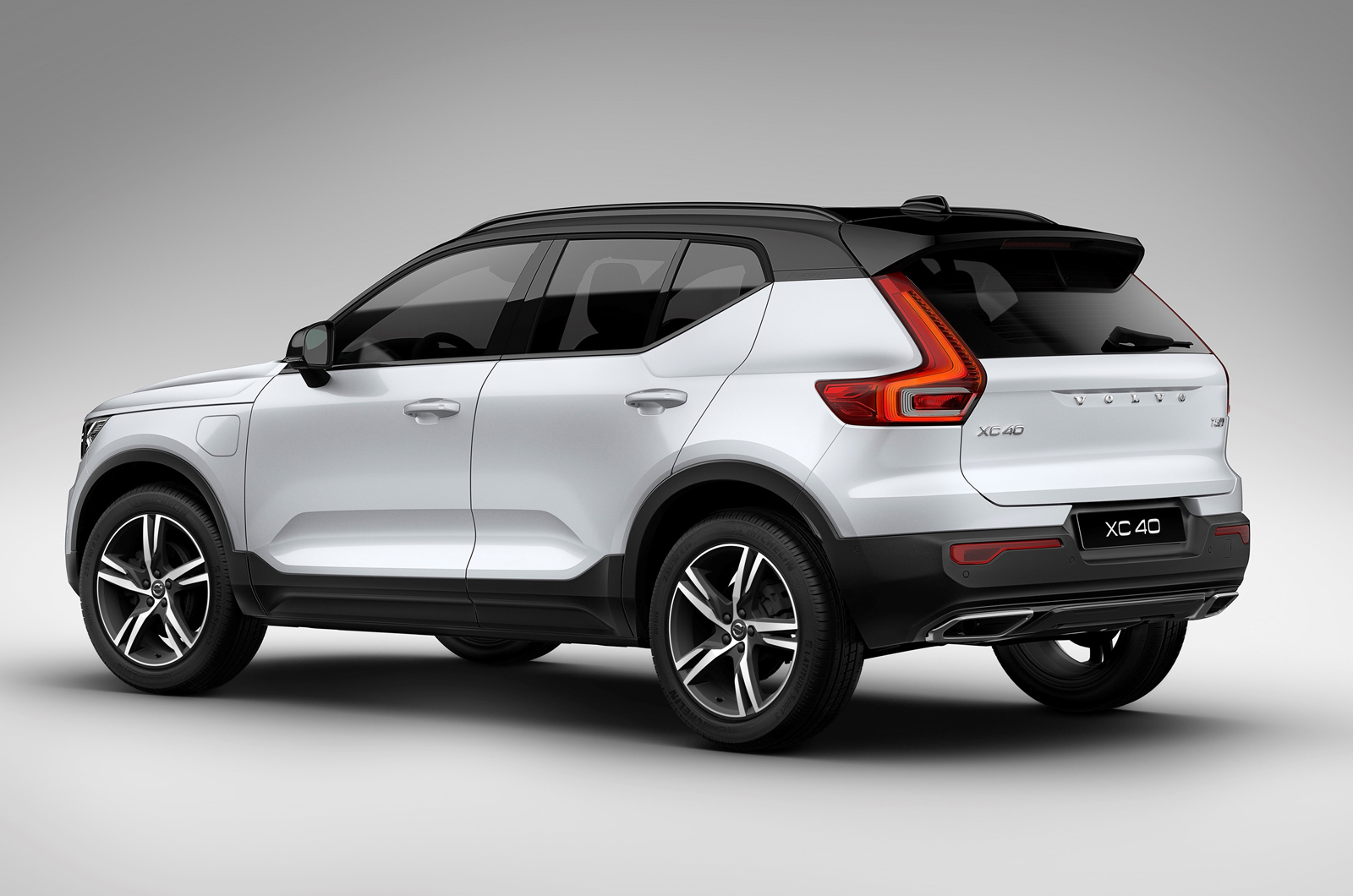 volvo xc40 t5 twin engine plug in hybrid revealed autocar. Black Bedroom Furniture Sets. Home Design Ideas