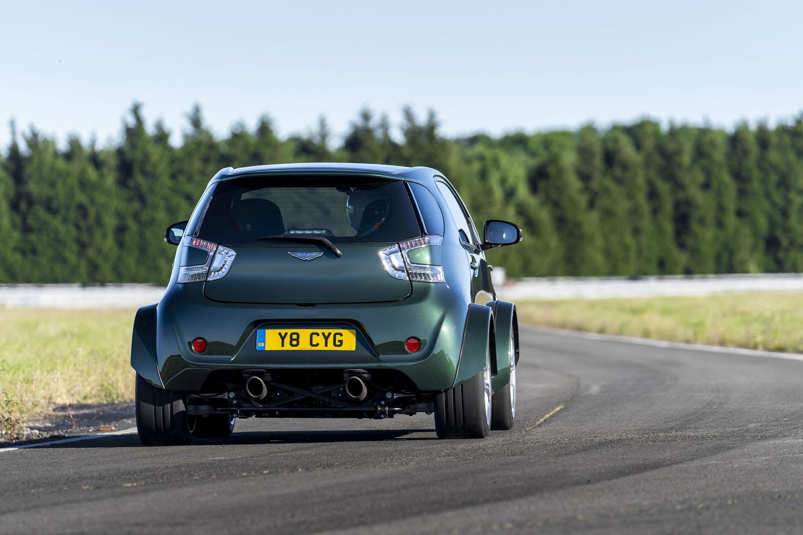V8 Aston Martin Cygnet revealed | Autocar