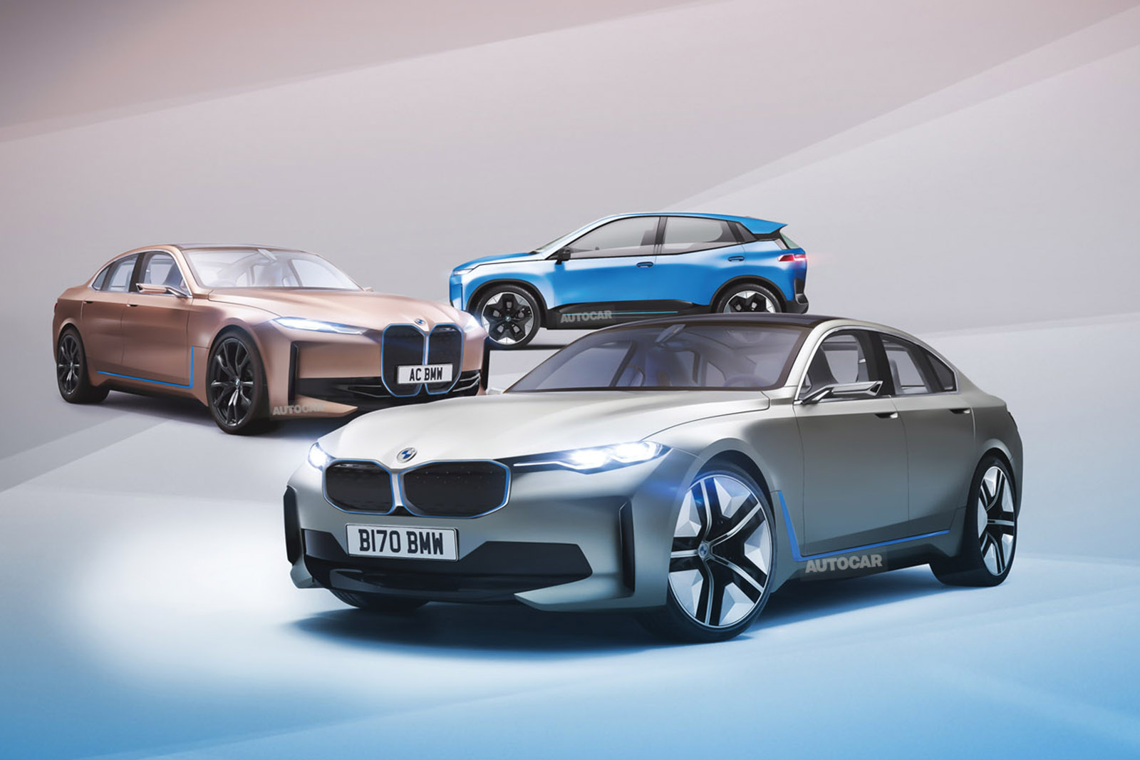 Bmw To Launch Nine New Electric Cars By 2025 Autocar