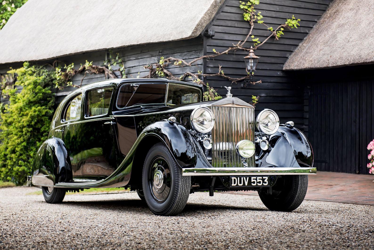 Rolls-Royce Phantom: eight generations of luxury | Autocar