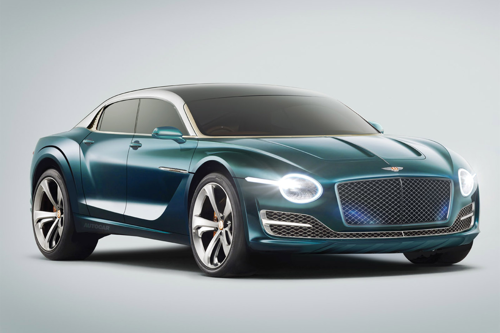 Bentley S First Ev To Be High Riding Saloon In 2025 Autocar