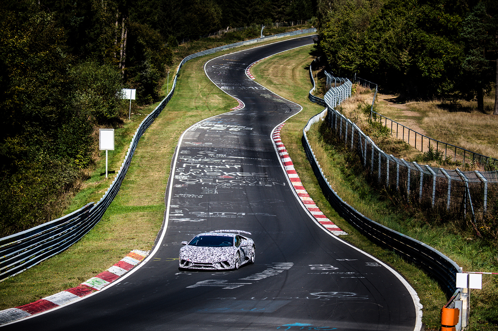 Nurburgring lap time record competition proposed by james glickenhaus autocar