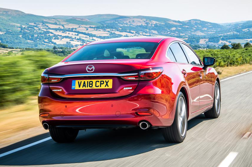 Buyers Are Also Offered A Skyactiv D Unit, A 2.2 Litre Diesel Offering  148bhp, With Prices For That Car Starting From £25,795 For The Saloon.