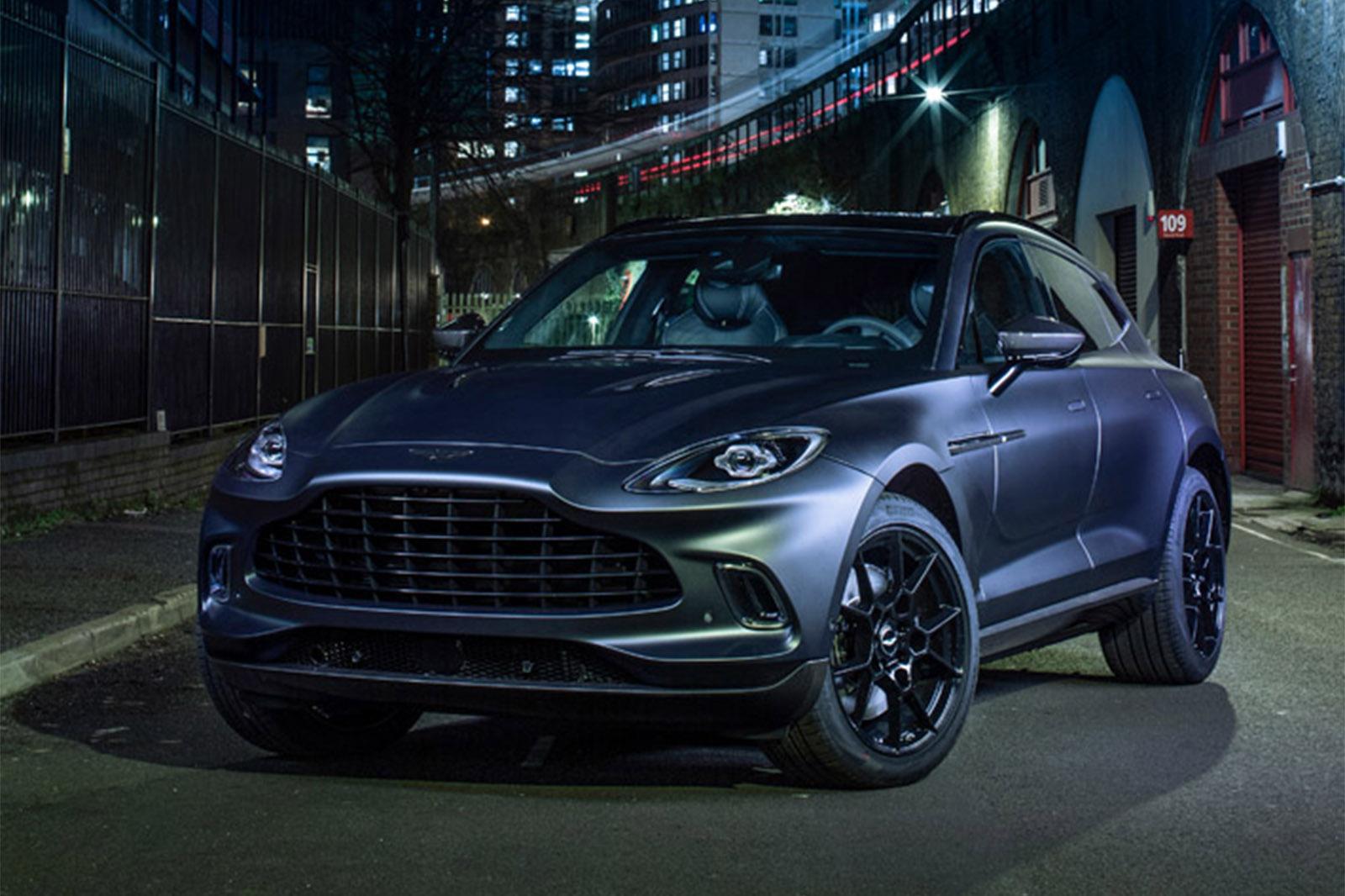 Aston Martin übernahme