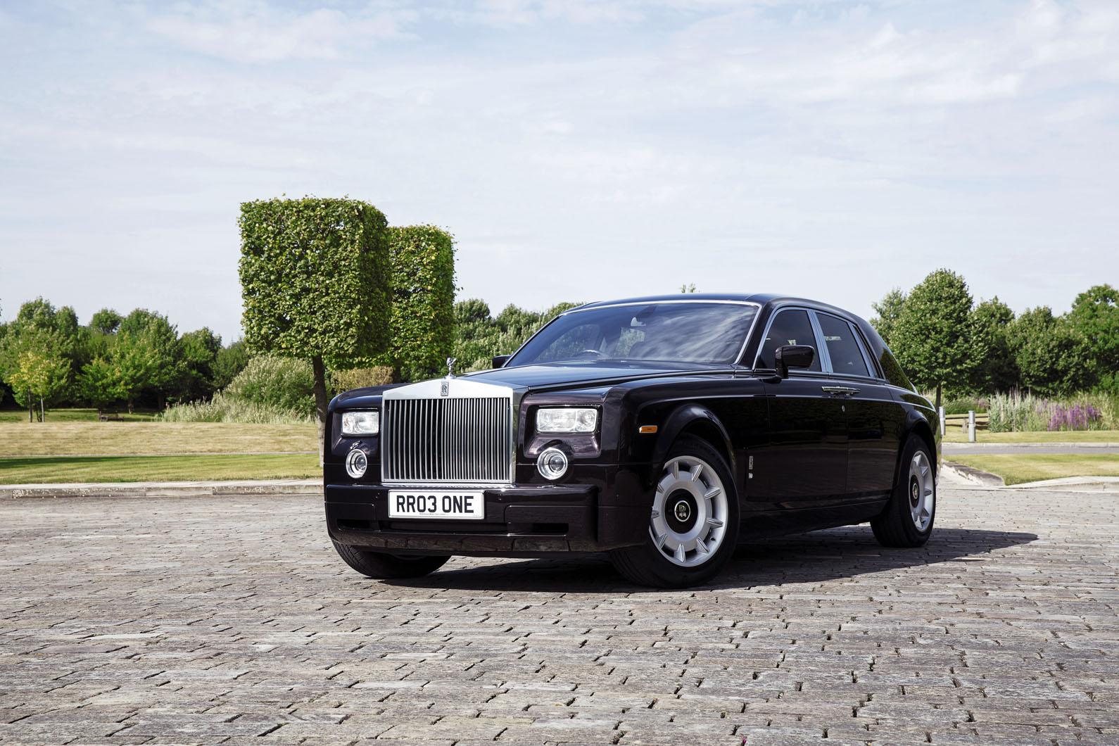 Rolls Royce Phantom Best Luxury Cars: Rolls-Royce Phantom: Eight Generations Of Luxury