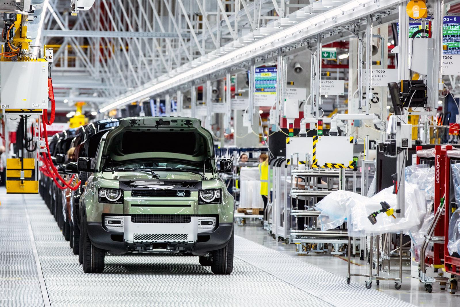 Jaguar Land Rover's design team shuffle may signal bigger changes   Autocar