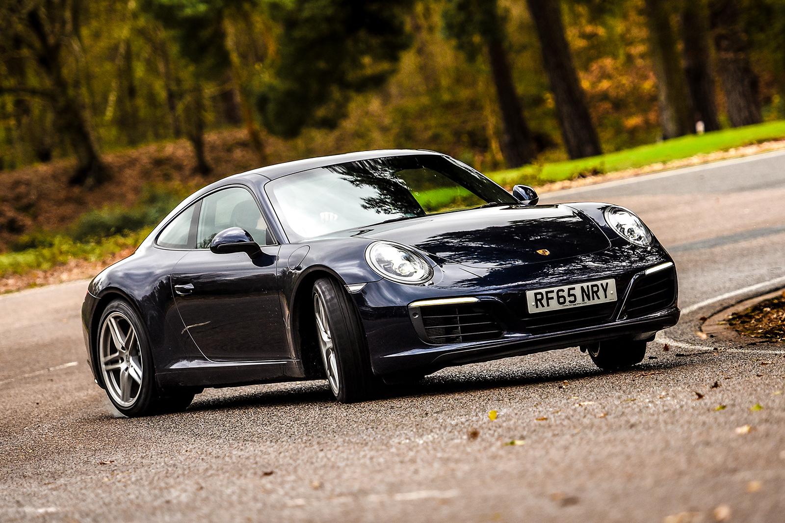 2015 Porsche 911 Carrera Review Review