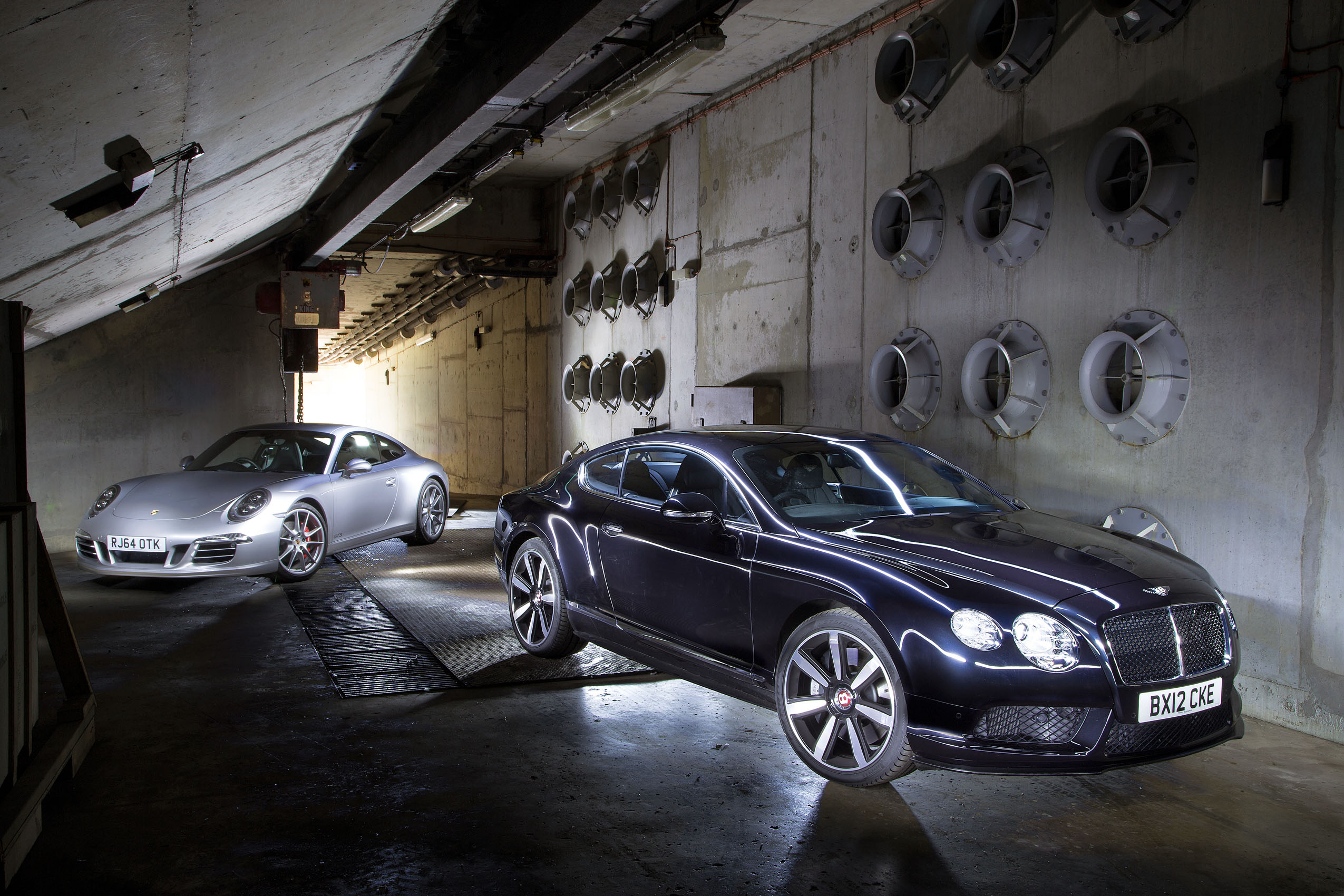 news race its car second generation quarters enters how three continental bentley much front features