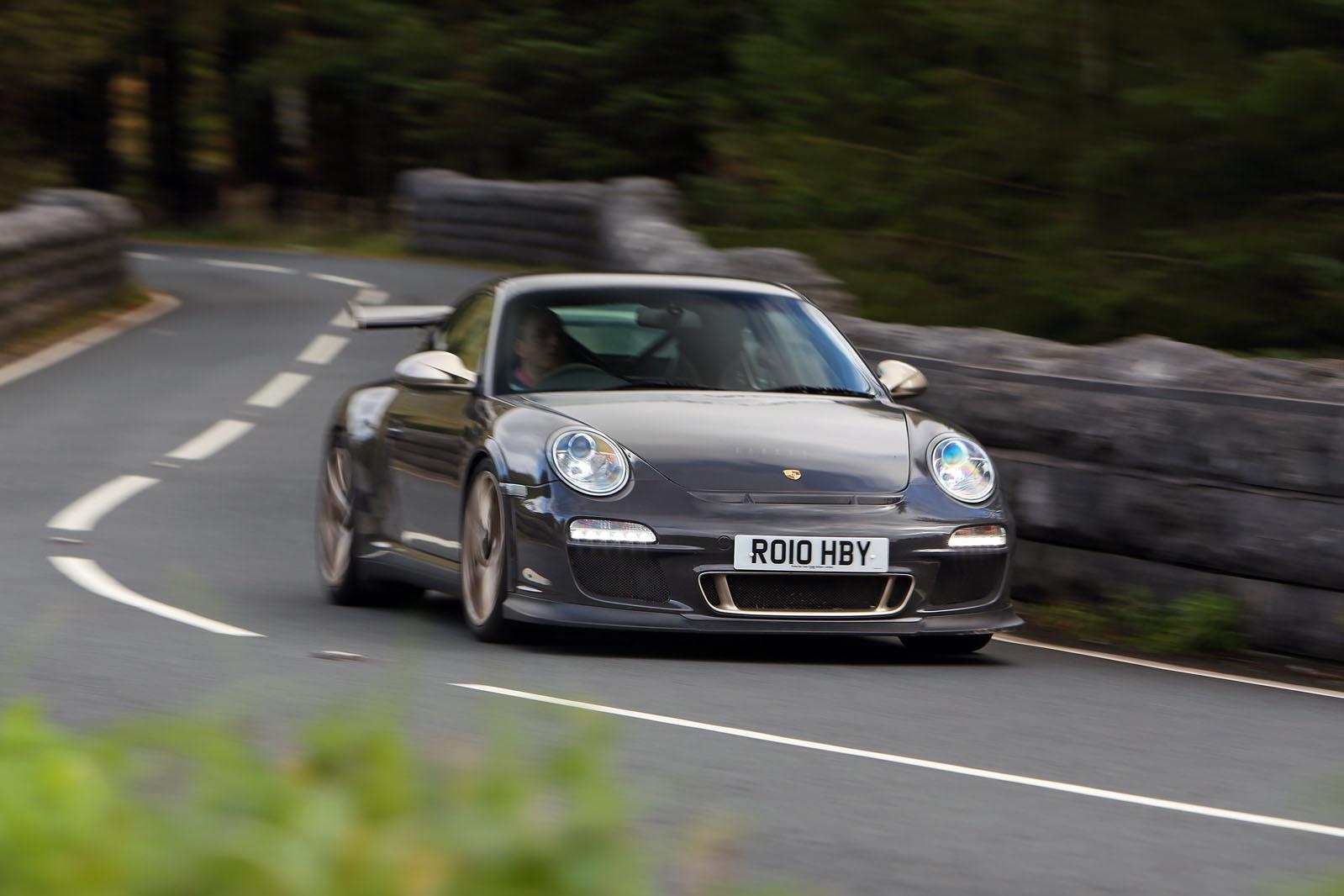 Porsche 911 gt3 rs review 2017 autocar - Porsche 911 Gt3 Rs Review 2017 Autocar 13
