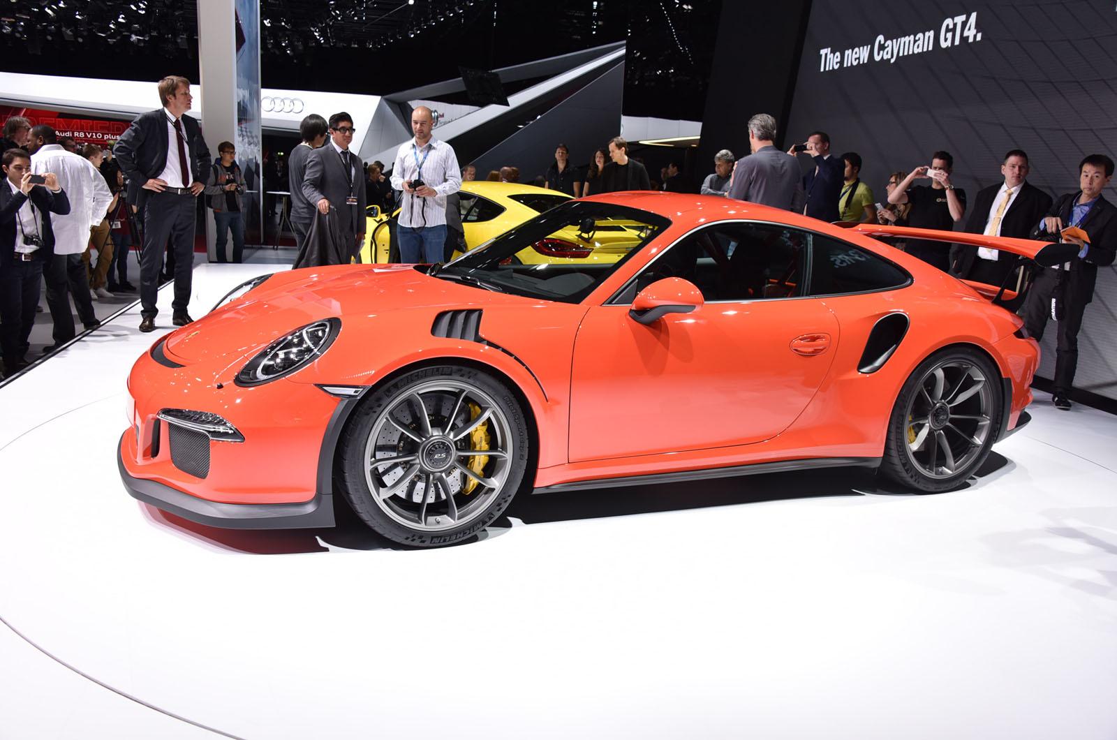 Porsche 911 gt3 rs review 2017 autocar - Porsche 911 Gt3 Rs Review 2017 Autocar 21