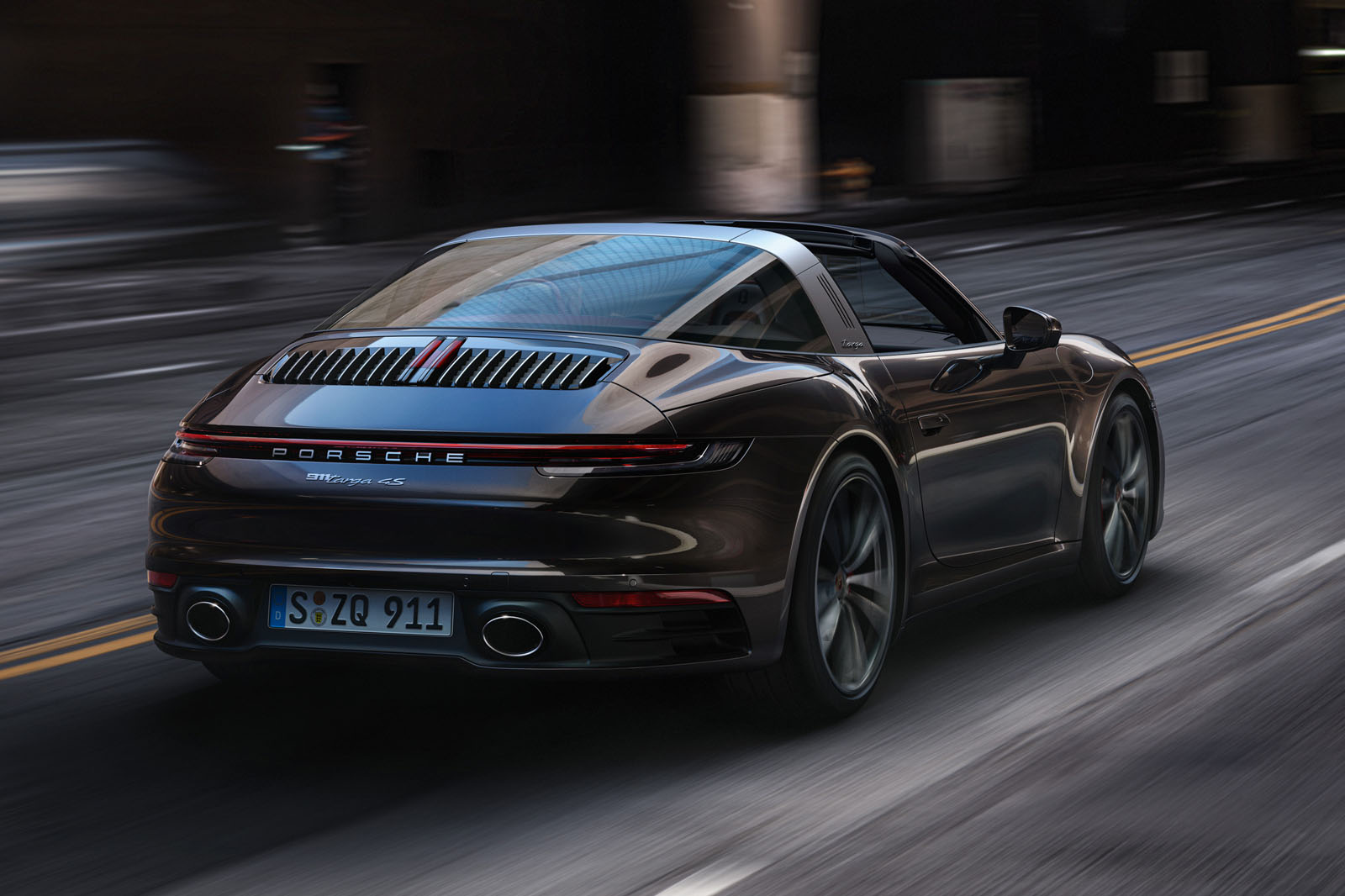 2020 Porsche 911 Range Opens Up With Two New Targas Autocar