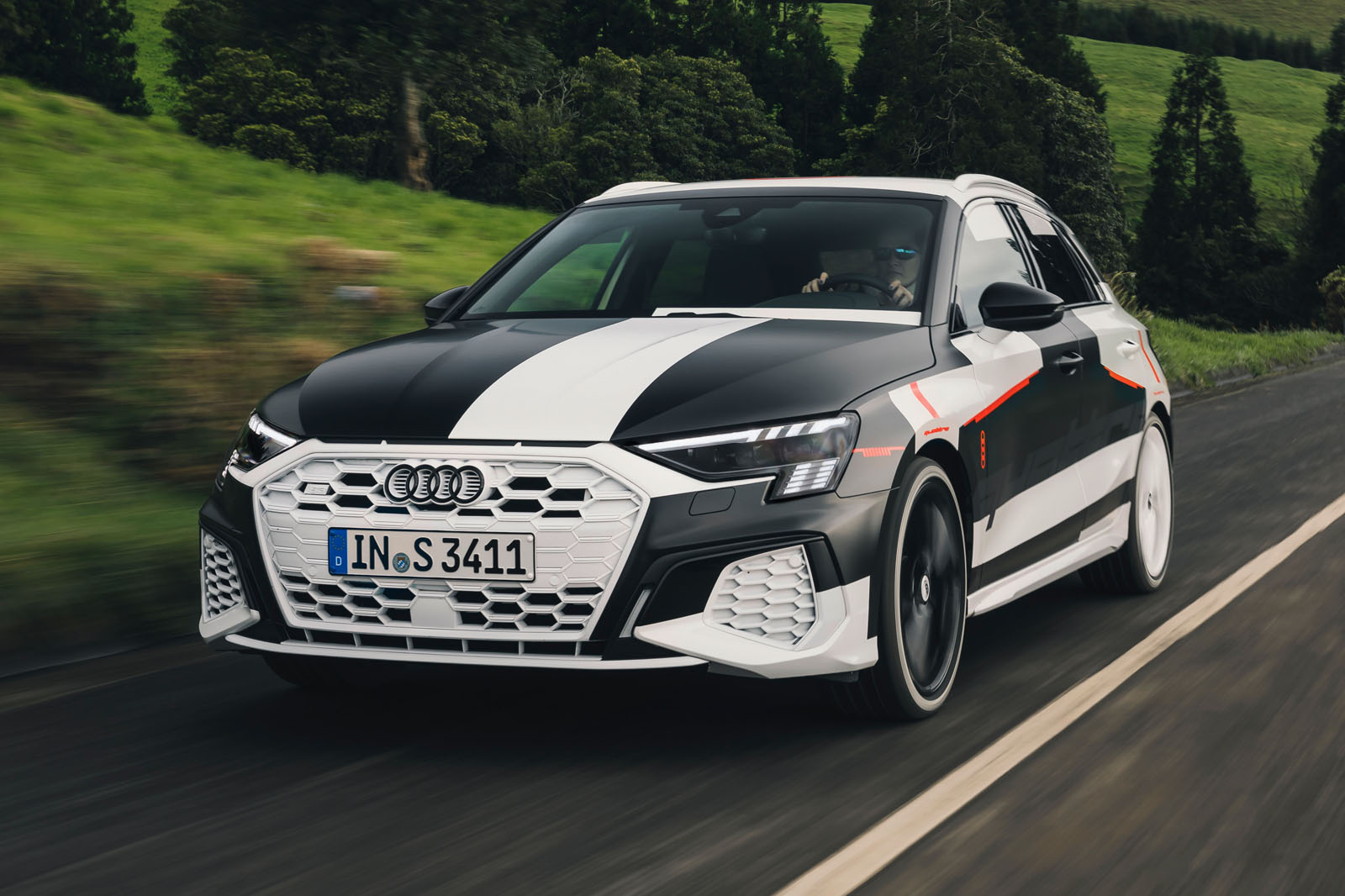 First force: 2020 Audi S3 prototype thumbnail