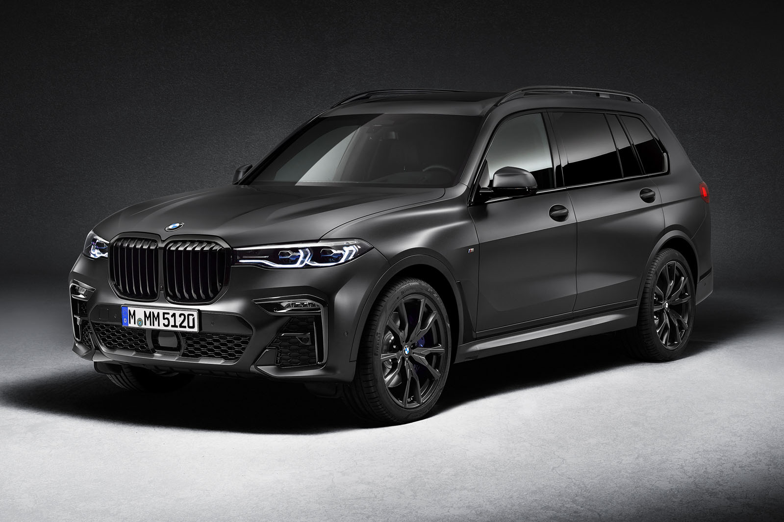 New Bmw X7 Dark Shadow Edition Is Ultra Exclusive Special Autocar