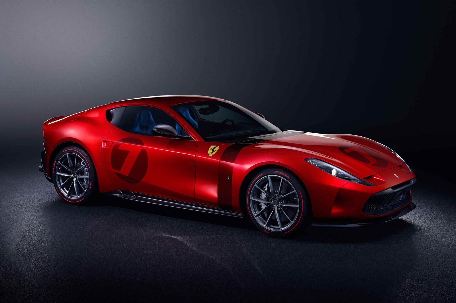 New Ferrari Omologata Revealed As One Off V12 Supercar Autocar