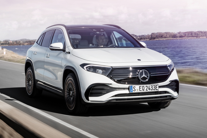 New Mercedes-Benz EQA revealed as sub-£40k electric ...
