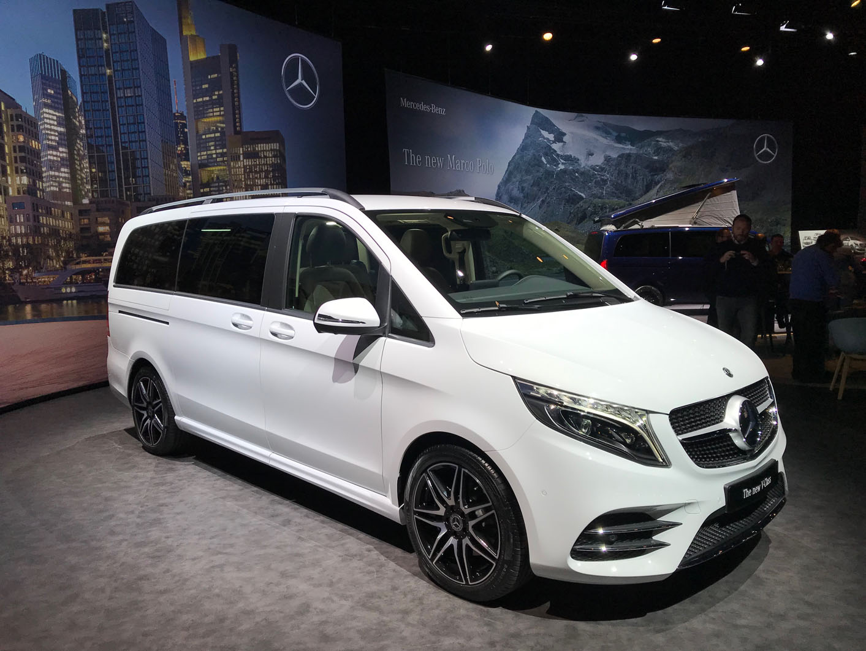 Mercedes V Class >> New 2019 Mercedes Benz V Class Mpv Gains More Power Autocar