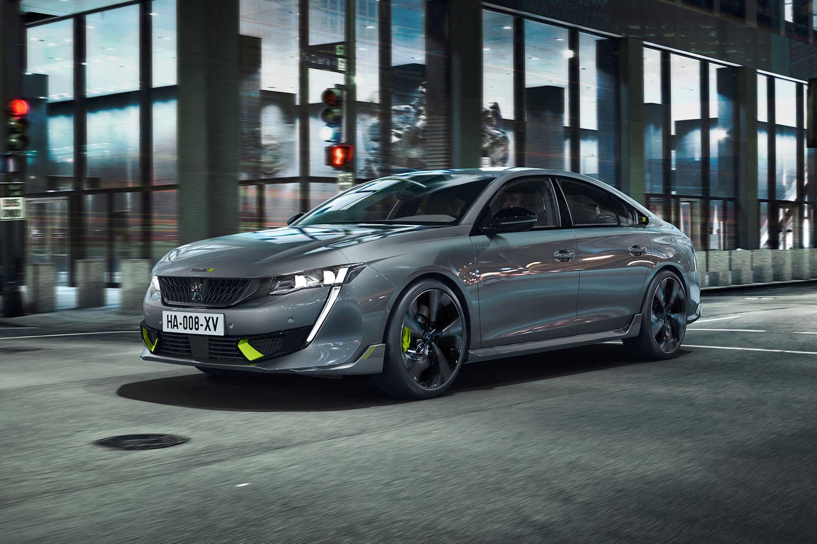 2021 Peugeot 508 PSE: 355bhp hot plug-in hybrid revealed - Autocar