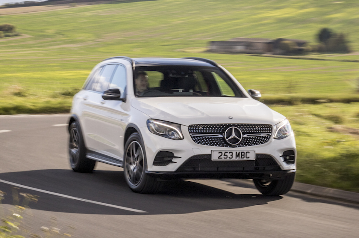 2016 Mercedes-AMG GLC 43 4Matic review review | Autocar