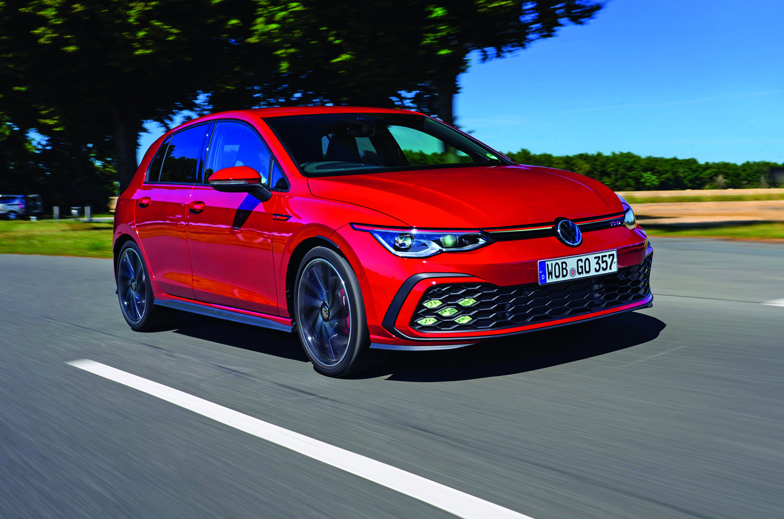 First Drive 2020 Volkswagen Golf Gti Review Autocar