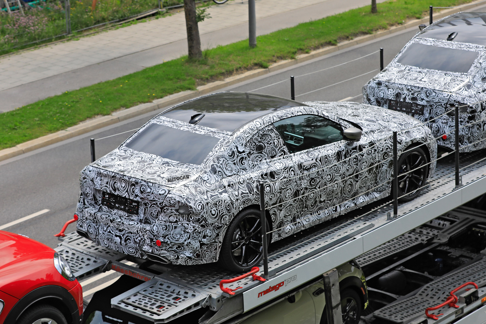 Bmw 2 Series Coupe Ramps Up For 2021 Launch In Winter Tests Autocar