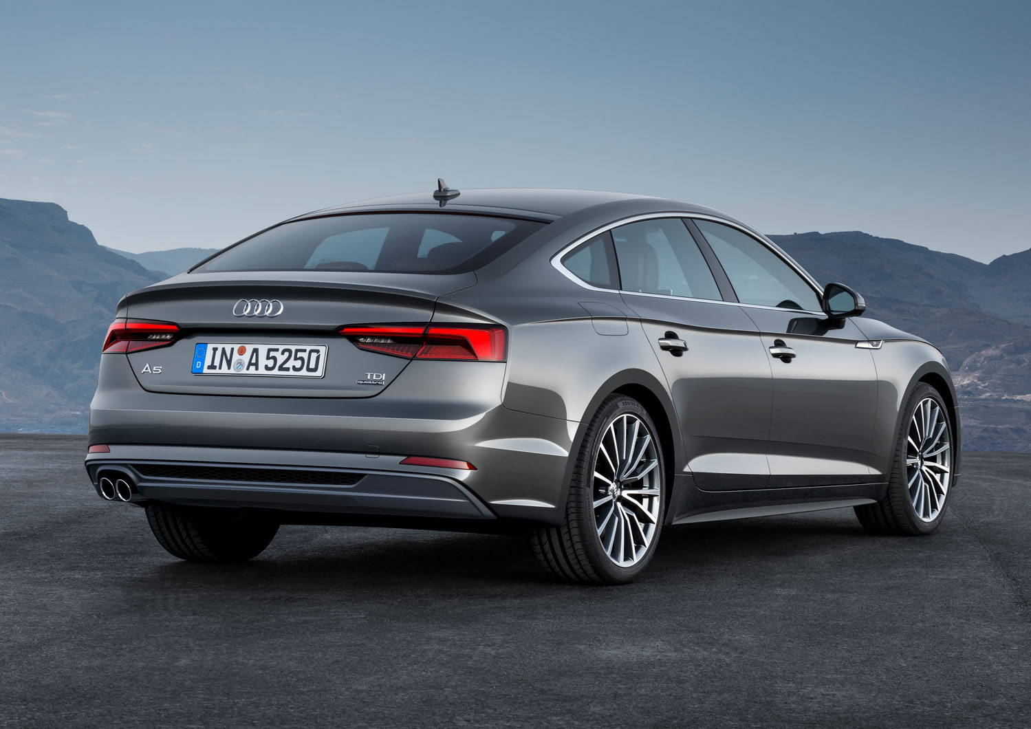 2017 Audi A5 Sportback And S5 Sportback Shown At Paris Show Autocar