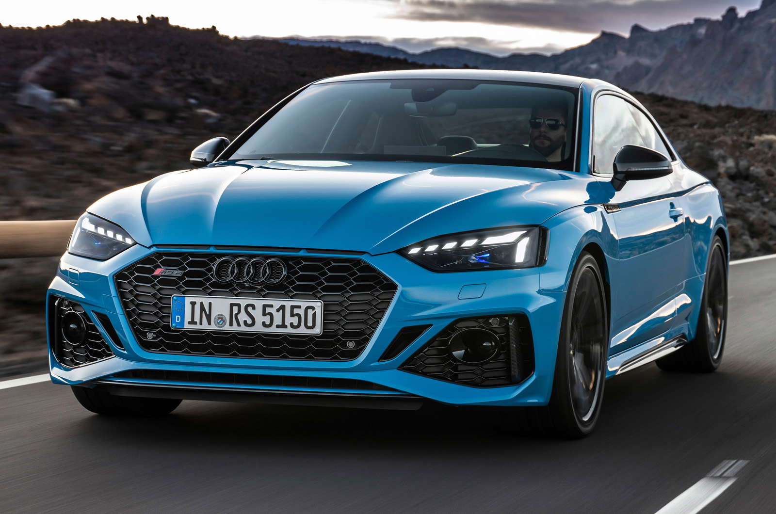 2020 Audi Rs5 Gains Refreshed Design And New Tech Autocar
