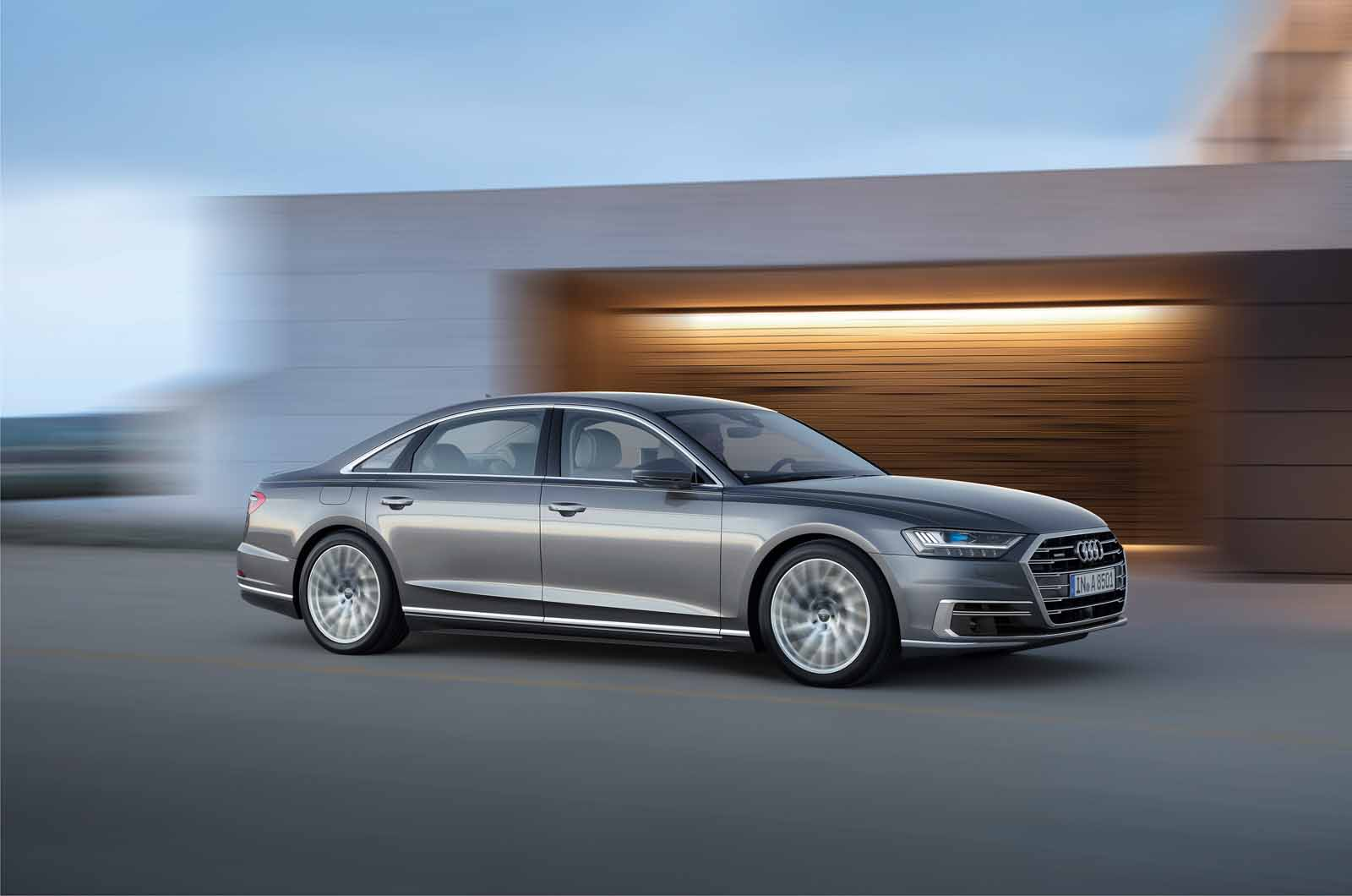 Audi A Revealed As Brands Most Hightech Model Yet Autocar - Audi company latest models