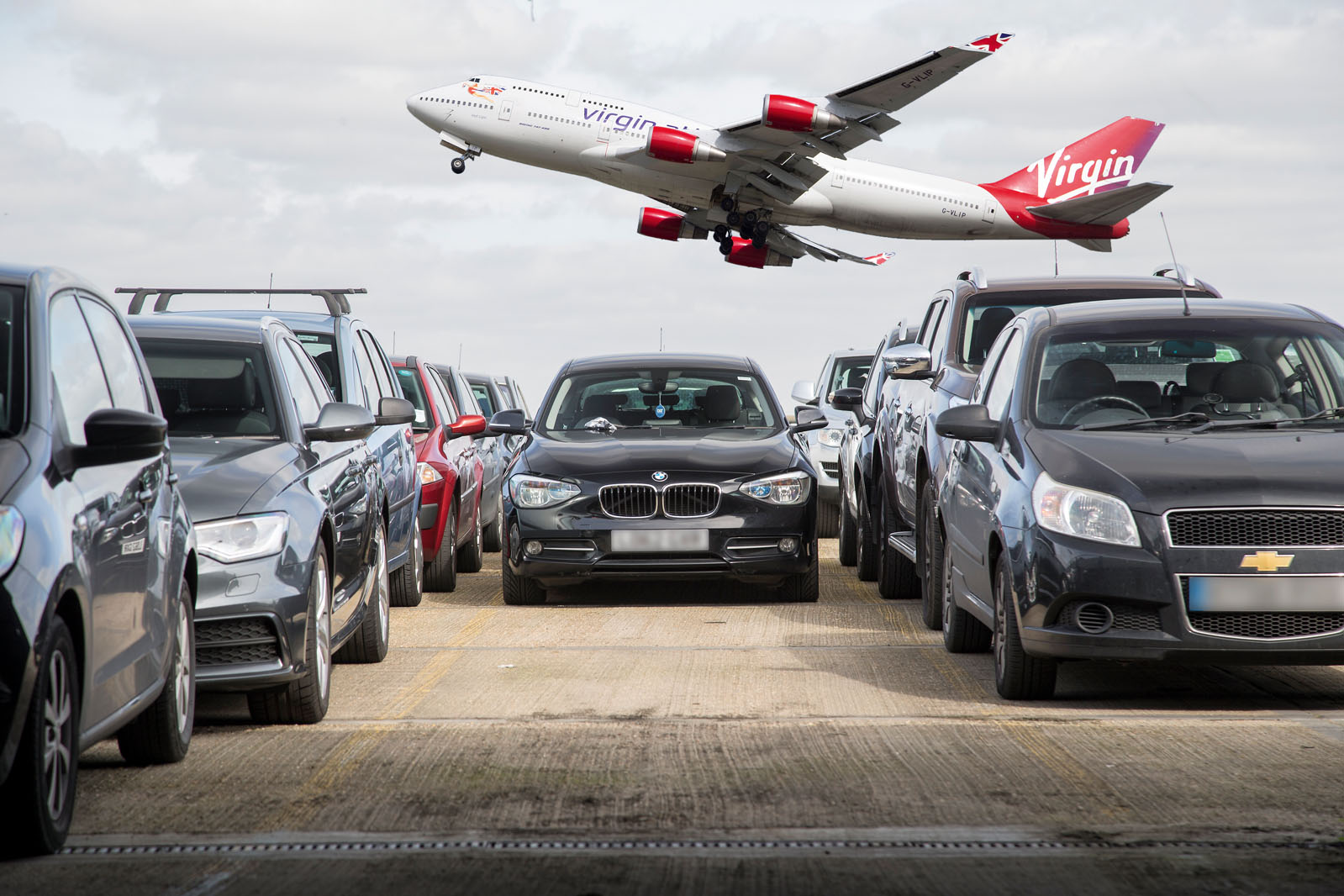 Airport Parking What Really Happens When You Leave Your Car Autocar