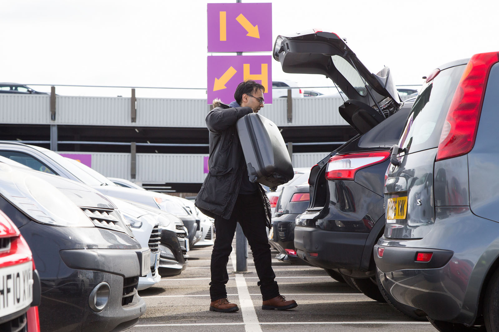 Airport parking: what really happens when you leave your car? | Autocar